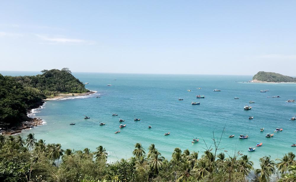 Quần đảo Nam Du - vịnh Hạ Long biển Tây Nam Ảnh 9