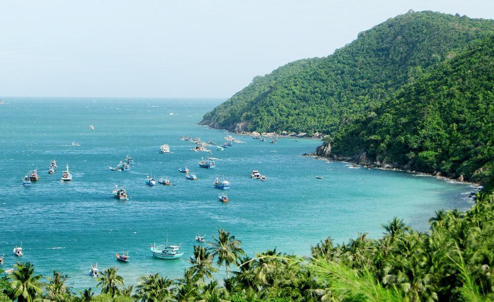 Quần đảo Nam Du - vịnh Hạ Long biển Tây Nam Ảnh 1