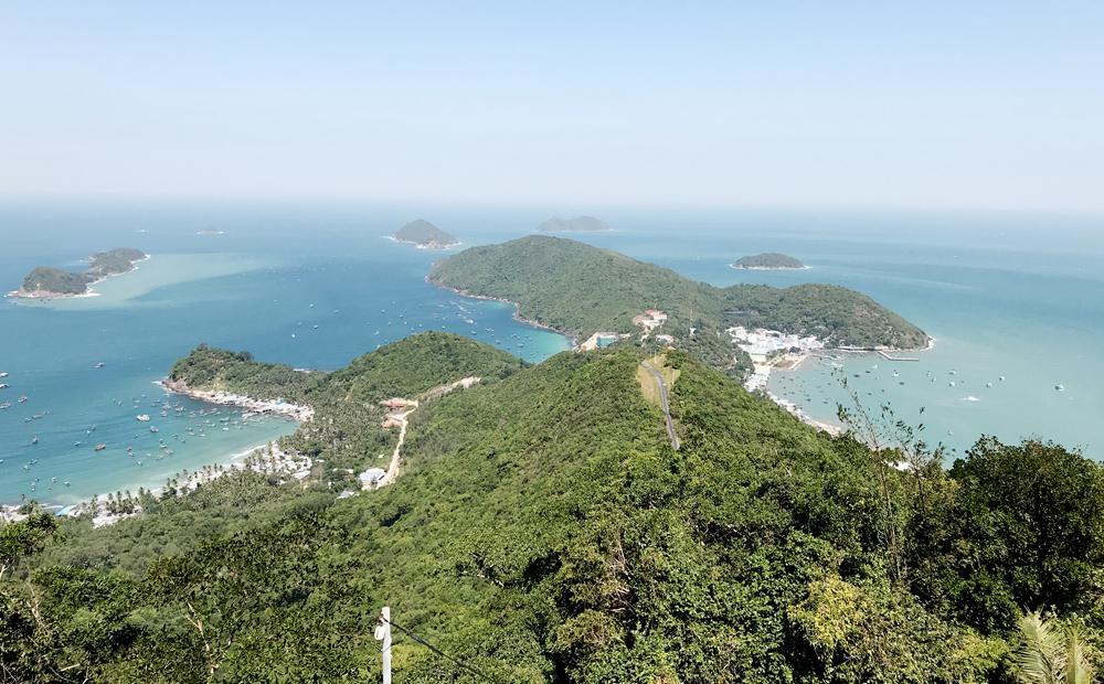 Quần đảo Nam Du - vịnh Hạ Long biển Tây Nam Ảnh 10