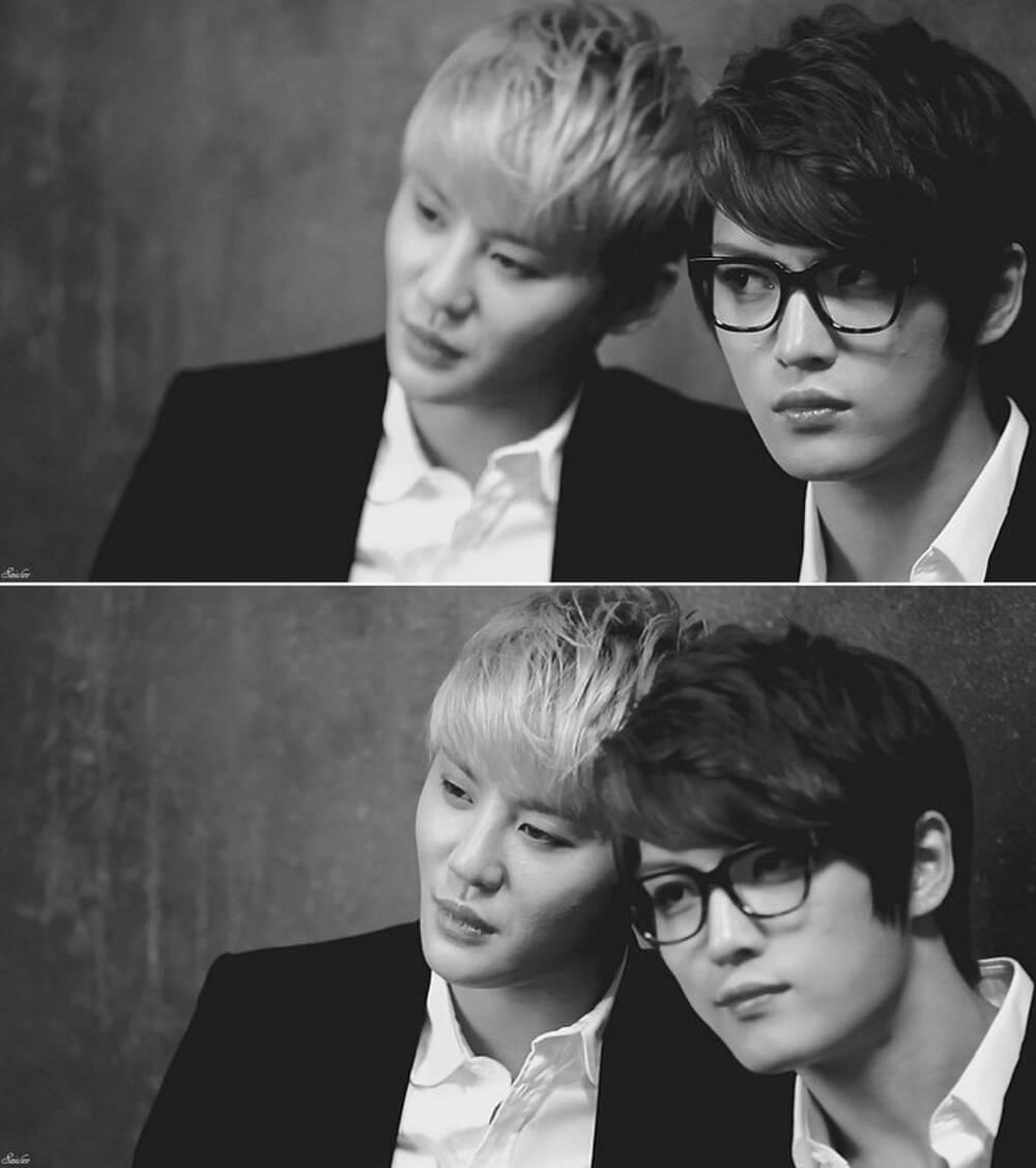 Fan hâm mộ 'rớt nước mắt' trước khoảnh khắc hội ngộ của Junsu và Jaejoong (JYJ) Ảnh 3