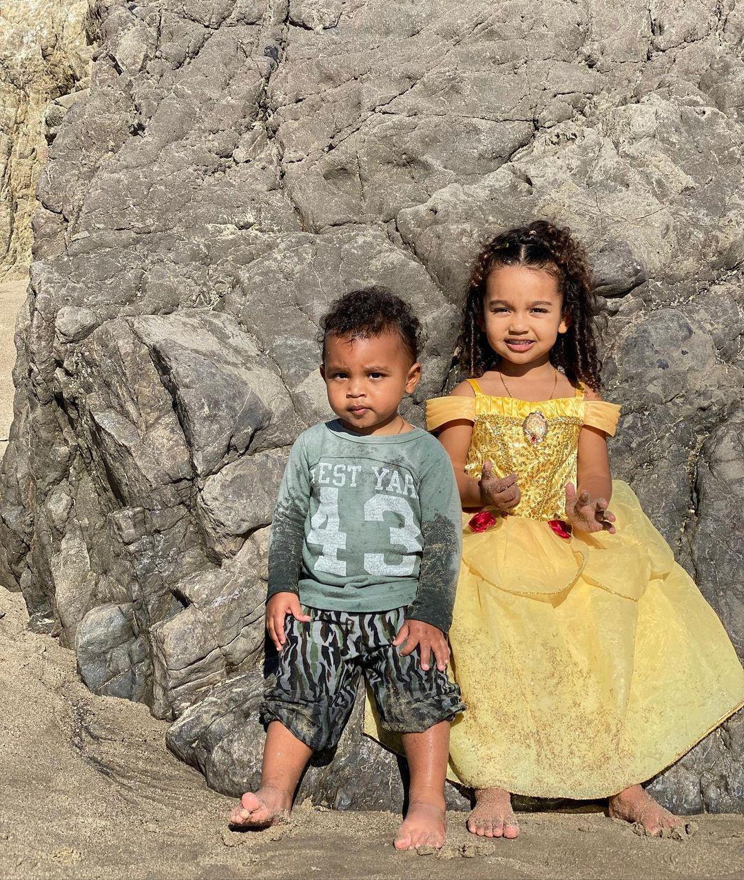 Con gái 3 tuổi của Kim Kardashian Ảnh 2