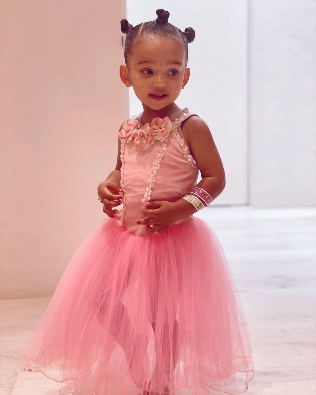 Con gái 3 tuổi của Kim Kardashian Ảnh 8