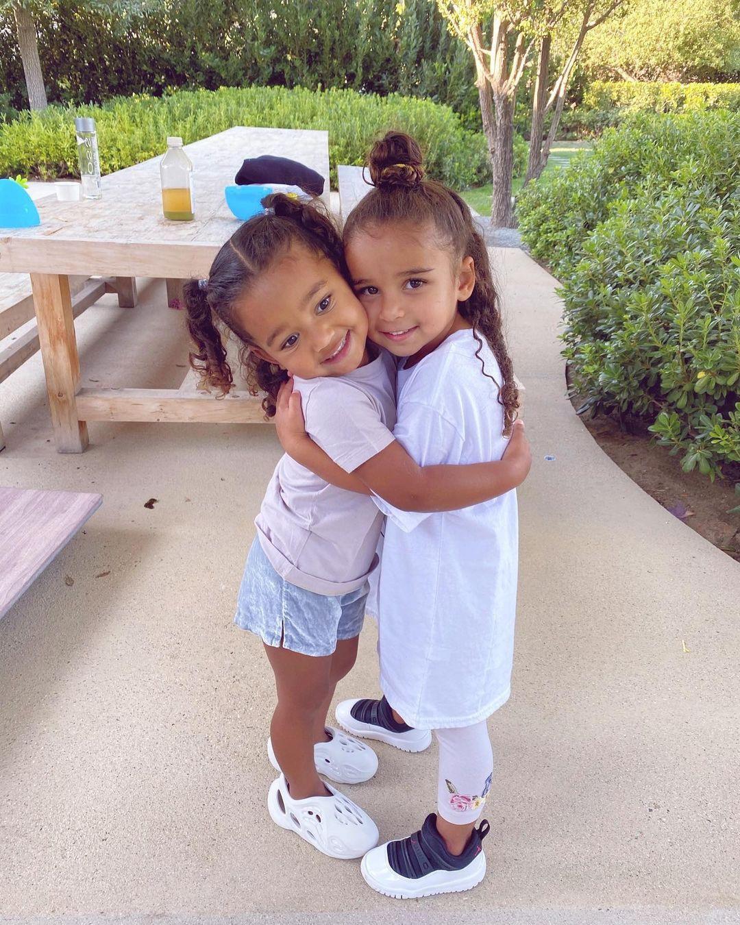 Con gái 3 tuổi của Kim Kardashian Ảnh 5