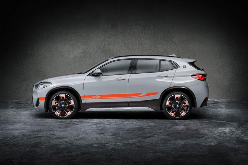 BMW X2 phiên bản đặc biệt chốt giá gần 1,1 tỷ đồng Ảnh 2