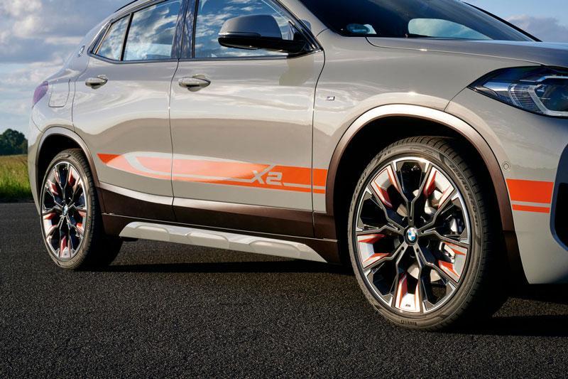BMW X2 phiên bản đặc biệt chốt giá gần 1,1 tỷ đồng Ảnh 3
