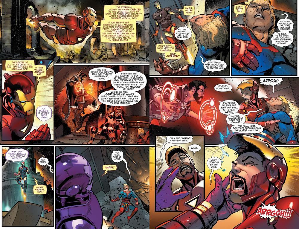 Marvel: Thanos hồi sinh, với mục đích tiêu diệt các Eternals? Ảnh 3
