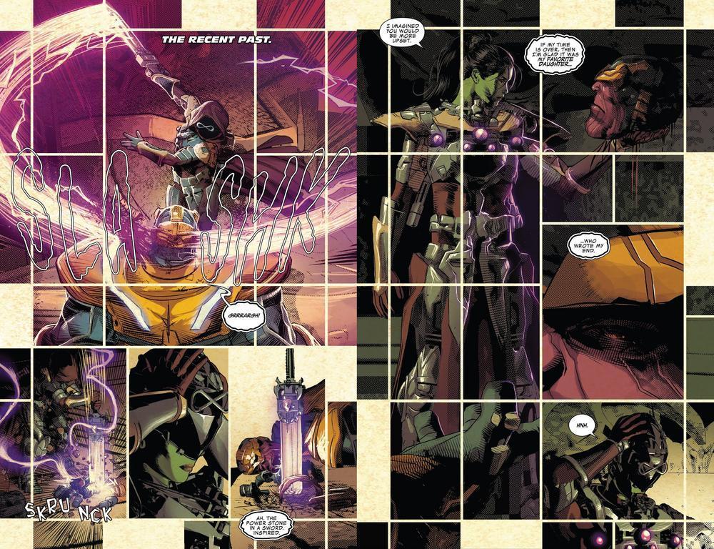Marvel: Thanos hồi sinh, với mục đích tiêu diệt các Eternals? Ảnh 1