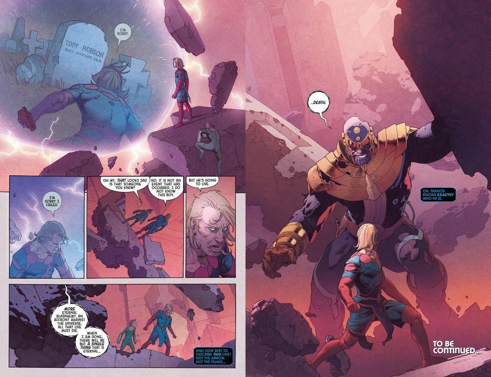 Marvel: Thanos hồi sinh, với mục đích tiêu diệt các Eternals? Ảnh 6