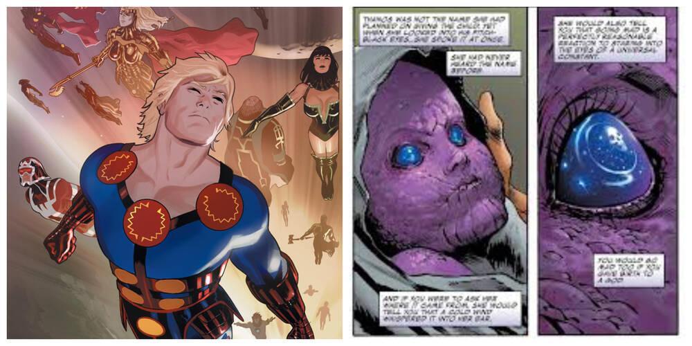 Marvel: Thanos hồi sinh, với mục đích tiêu diệt các Eternals? Ảnh 4