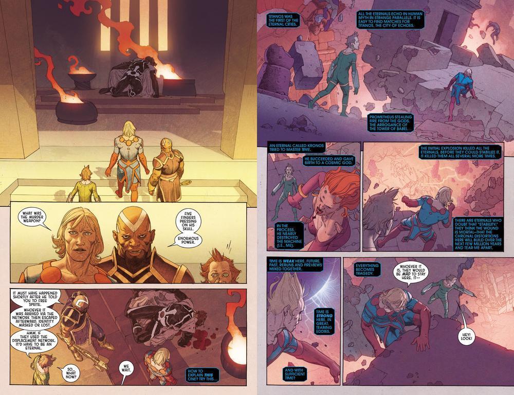 Marvel: Thanos hồi sinh, với mục đích tiêu diệt các Eternals? Ảnh 5