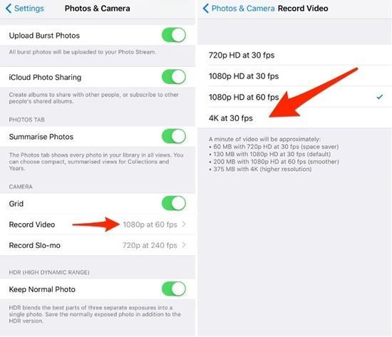 Mách bạn cách quay video 'đỉnh' hơn với iPhone Ảnh 2