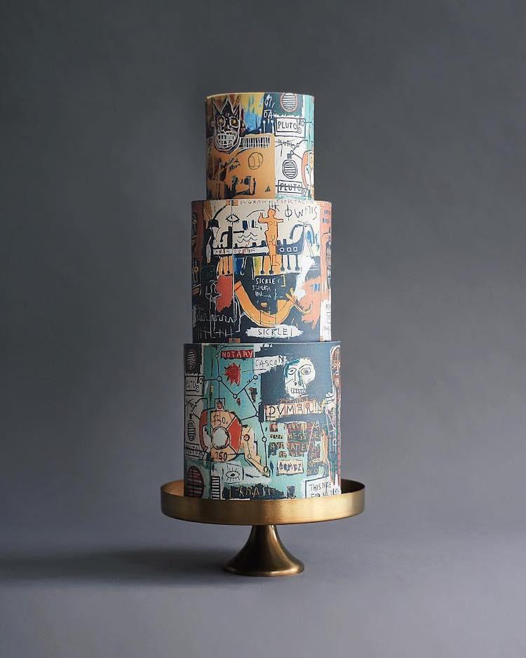 Chiêm ngưỡng những chiếc bánh kem 'độc nhất vô nhị' Ảnh 9
