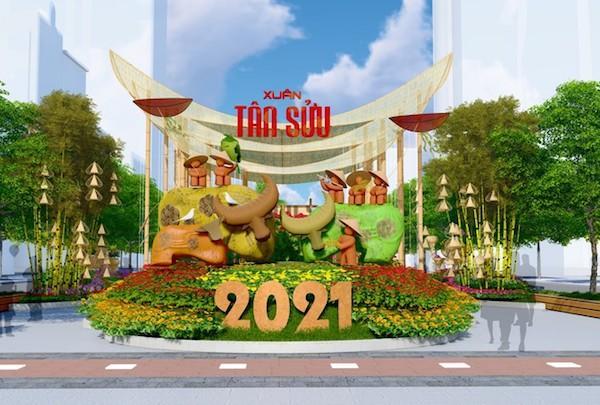 TP Hồ Chí Minh: Cấm xe hàng loạt tuyến đường trung tâm phục vụ Tết Nguyên đán 2021 Ảnh 1