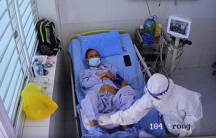 Thông tin mới nhất về ca mắc COVID-19 nặng phải hội chẩn Quốc gia ở Quảng Nam Ảnh 1