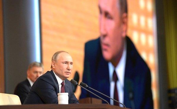 Tổng thống Putin tiết lộ dự định trong tương lai sau khi mãn nhiệm Ảnh 1