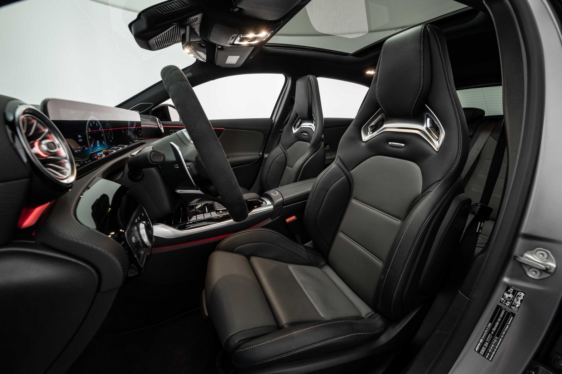 Mercedes-AMG A 45 S được Brabus nâng cấp động cơ mạnh 444 mã lực Ảnh 13