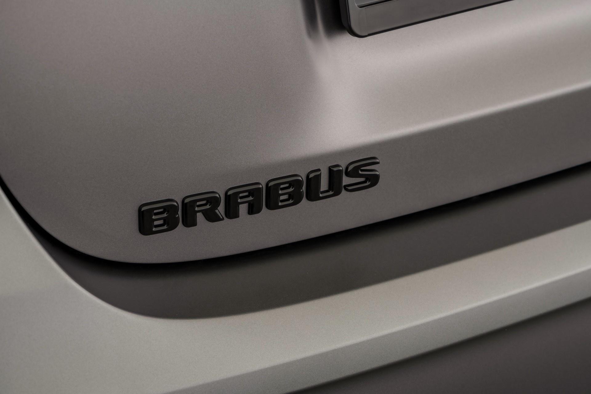 Mercedes-AMG A 45 S được Brabus nâng cấp động cơ mạnh 444 mã lực Ảnh 10