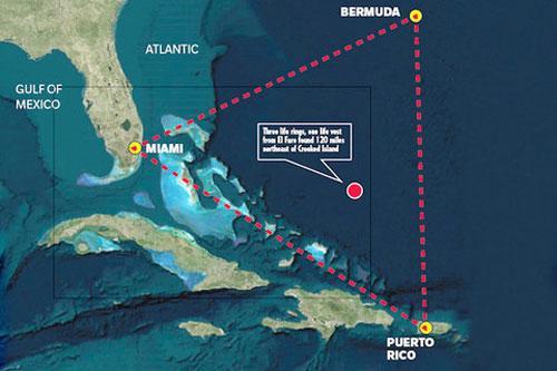 Những bí ẩn rùng rợn về Tam giác quỷ Bermuda và nỗi sợ hãi của các thủy thủ Ảnh 1