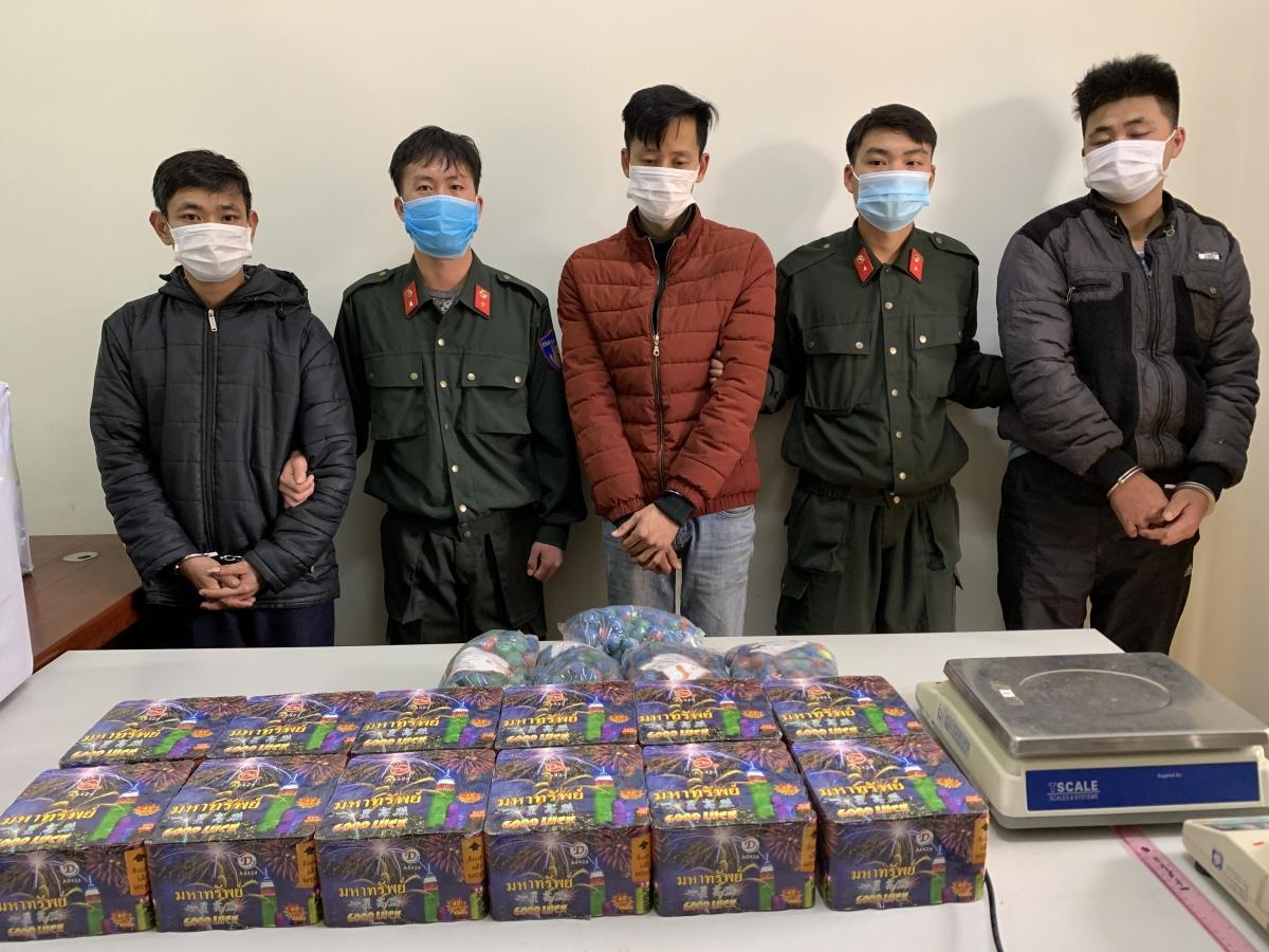 Sơn La: Bắt giữ vụ tàng trữ, buôn bán pháo hoa nổ lớn nhất từ trước đến nay Ảnh 2