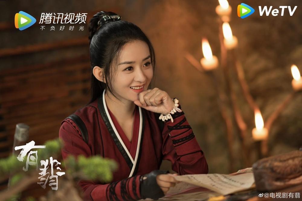 'Hữu Phỉ' - Bộ phim cổ trang đề cao tinh thần nữ quyền hiếm gặp trên màn ảnh Hoa ngữ Ảnh 12