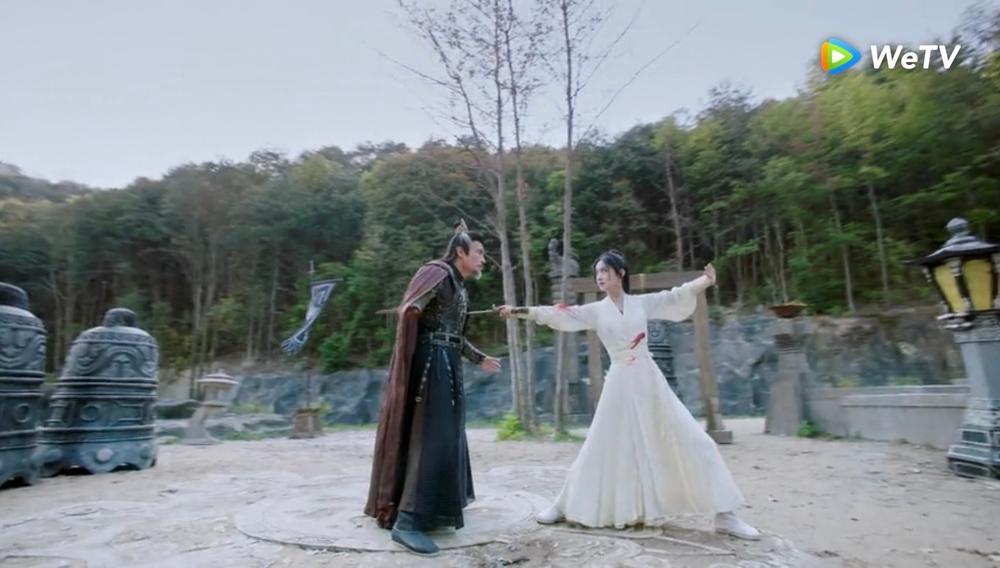'Hữu Phỉ' - Bộ phim cổ trang đề cao tinh thần nữ quyền hiếm gặp trên màn ảnh Hoa ngữ Ảnh 9