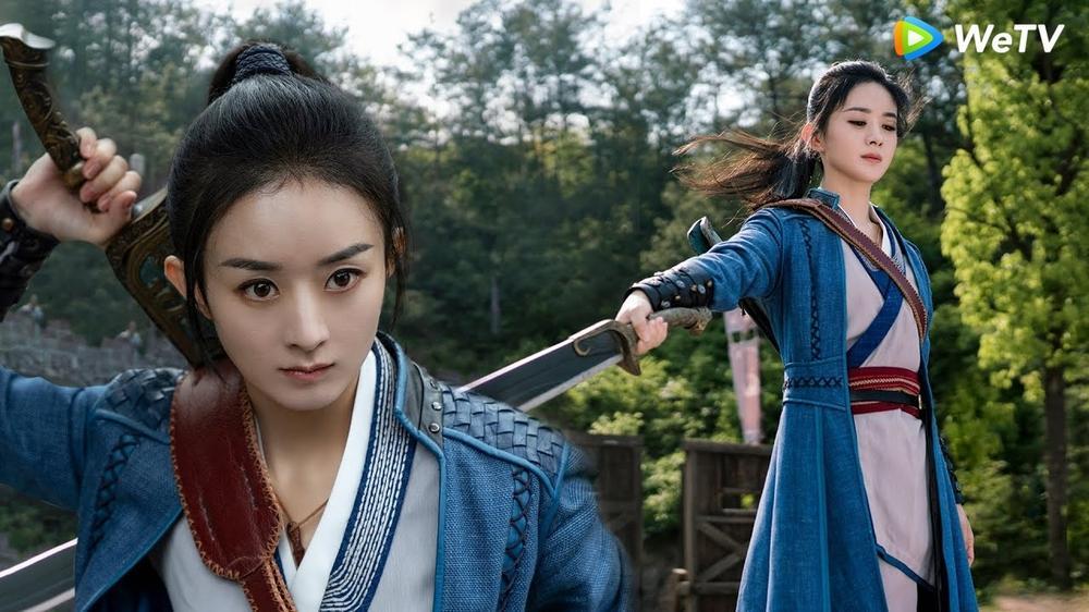 'Hữu Phỉ' - Bộ phim cổ trang đề cao tinh thần nữ quyền hiếm gặp trên màn ảnh Hoa ngữ Ảnh 4