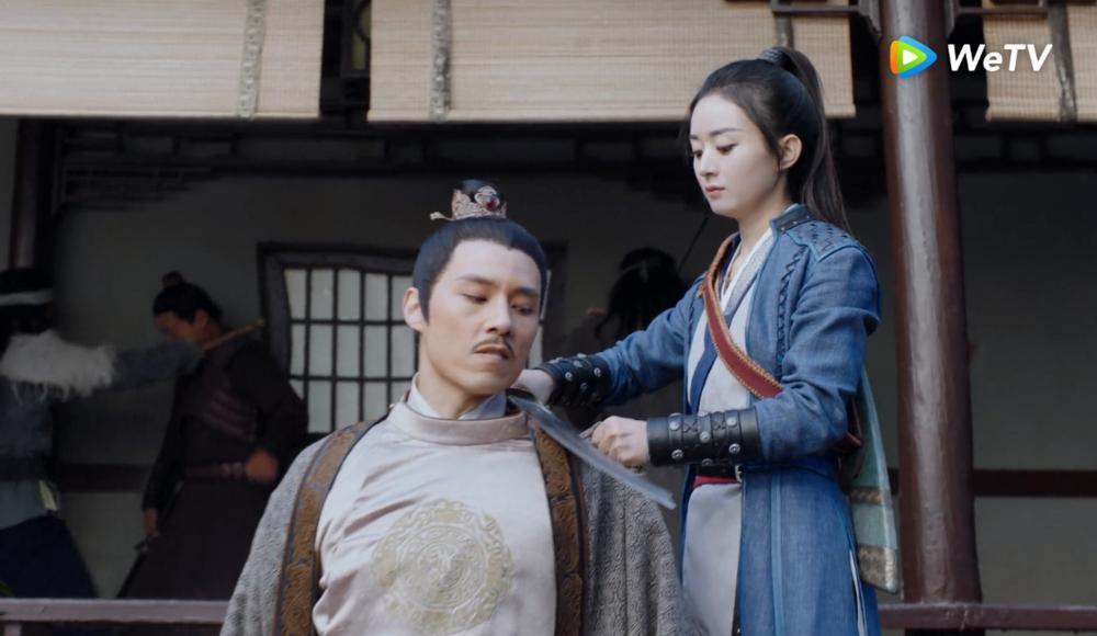 'Hữu Phỉ' - Bộ phim cổ trang đề cao tinh thần nữ quyền hiếm gặp trên màn ảnh Hoa ngữ Ảnh 6