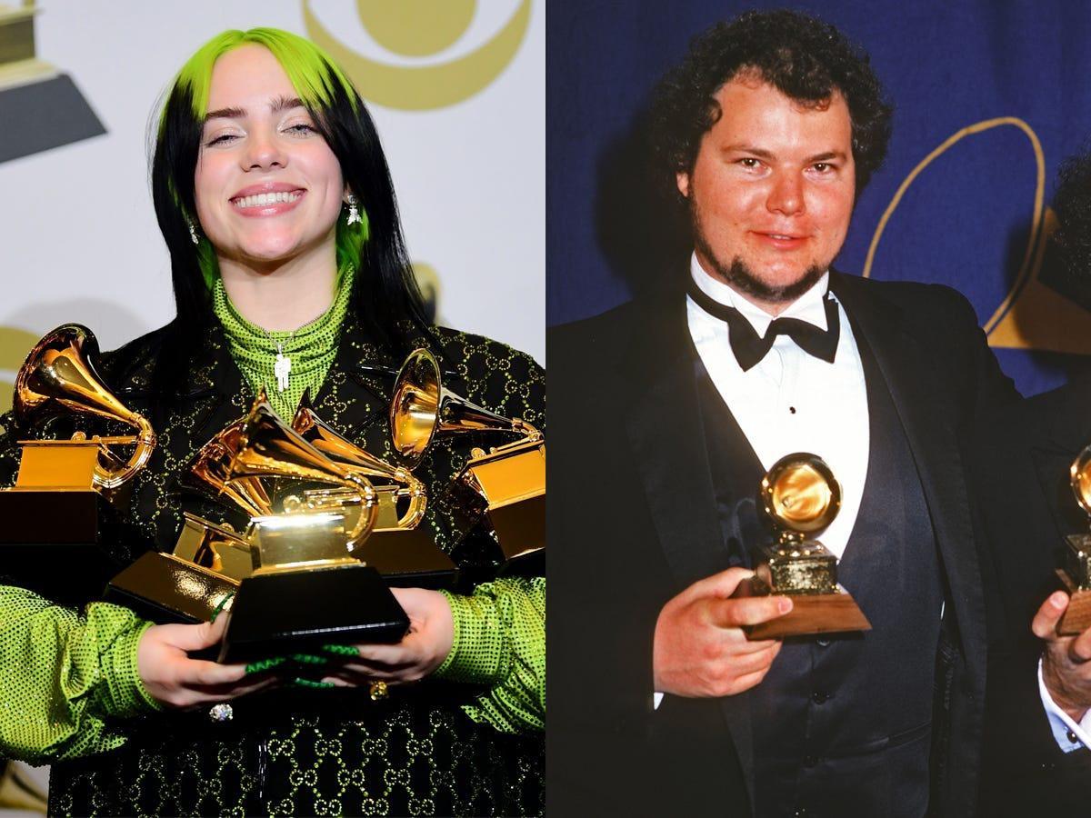 Những kỷ lục khó vượt qua của hiện tượng âm nhạc Billie Eilish Ảnh 3