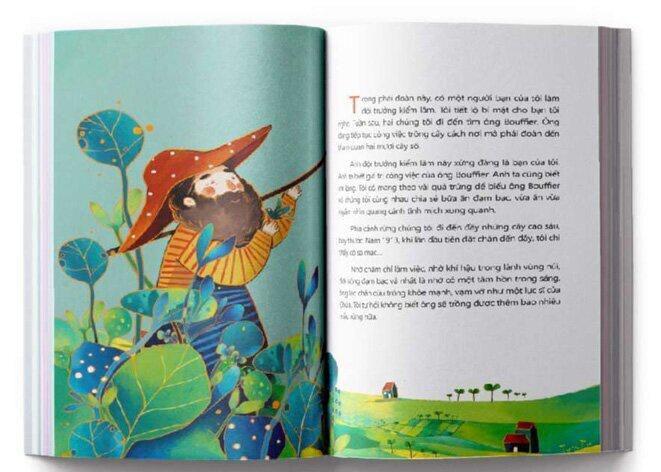 'Người trồng rừng' truyền cảm hứng về tình yêu thiên nhiên Ảnh 2