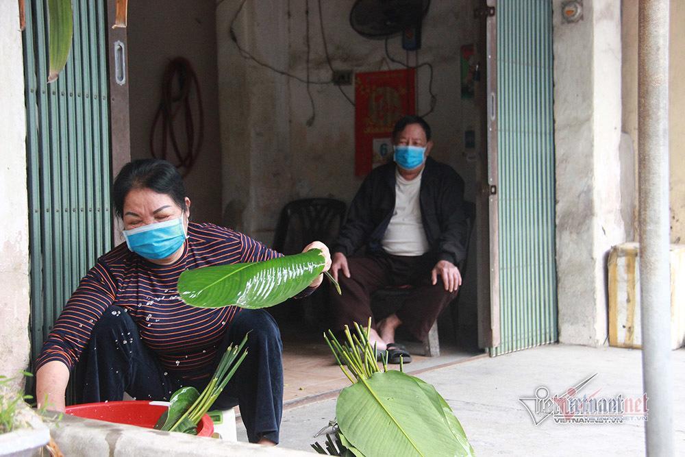 Bên trong TP Chí Linh sau 10 ngày phong tỏa dịp cận Tết Ảnh 8