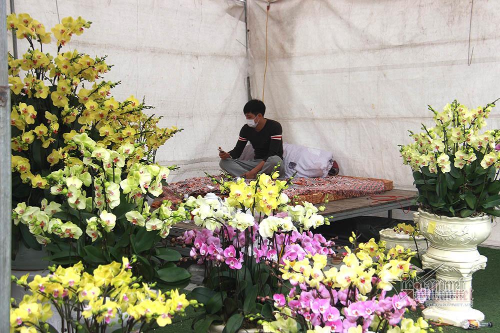 Bên trong TP Chí Linh sau 10 ngày phong tỏa dịp cận Tết Ảnh 4