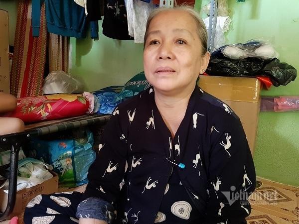 Bà ngoại rửa bát thuê xin giúp cháu suy thận, suy tim vơi đau đớn Ảnh 4