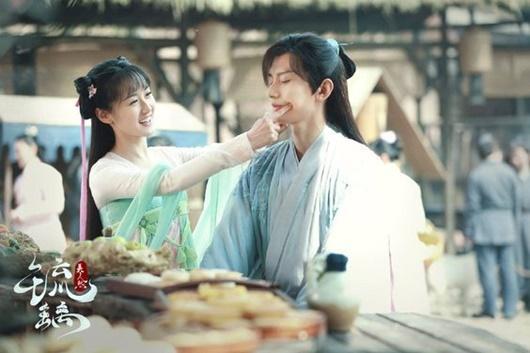 10 đôi tình nhân đẹp nhất màn ảnh Hoa ngữ 2020: Tống Uy Long, Đàm Tùng Vận góp mặt đến 2 lần Ảnh 5