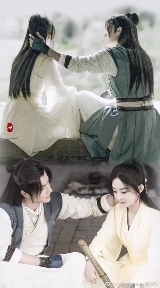 10 đôi tình nhân đẹp nhất màn ảnh Hoa ngữ 2020: Tống Uy Long, Đàm Tùng Vận góp mặt đến 2 lần Ảnh 1