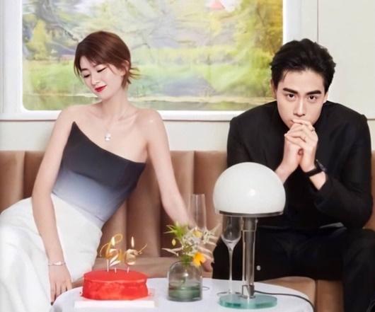 10 đôi tình nhân đẹp nhất màn ảnh Hoa ngữ 2020: Tống Uy Long, Đàm Tùng Vận góp mặt đến 2 lần Ảnh 2