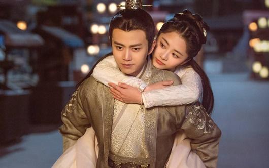 10 đôi tình nhân đẹp nhất màn ảnh Hoa ngữ 2020: Tống Uy Long, Đàm Tùng Vận góp mặt đến 2 lần Ảnh 4