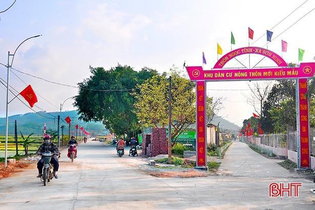 Xã hội hóa đường điện 'Thắp sáng đường quê' hơn 500 triệu đồng ở Hương Sơn Ảnh 1