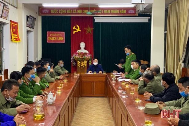 1.000 người ra quân quyết tâm vì một thành phố Hà Tĩnh không tiếng pháo nổ Ảnh 3