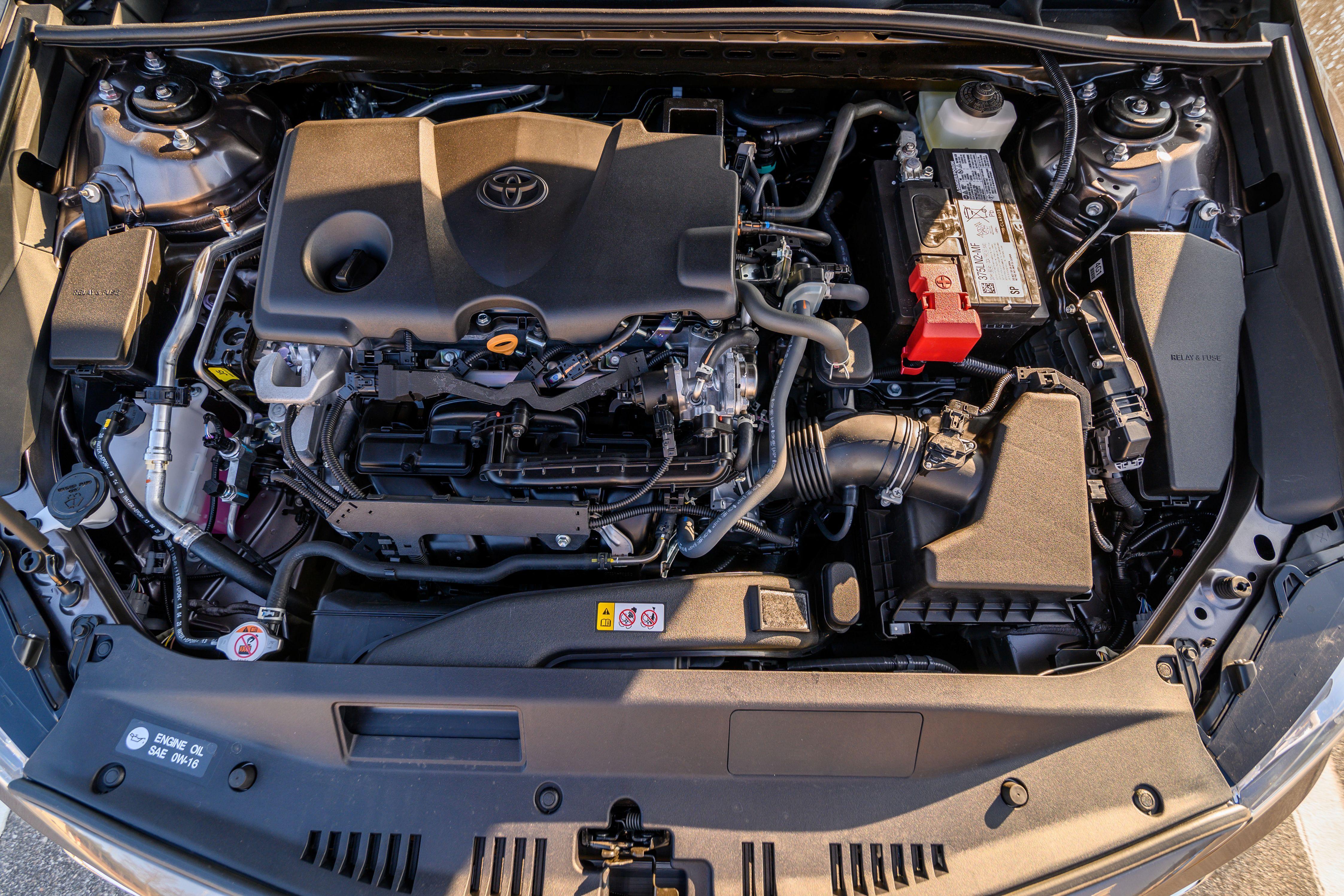 Toyota Camry AWD 2021 – vận hành linh hoạt với dẫn động 4 bánh Ảnh 14