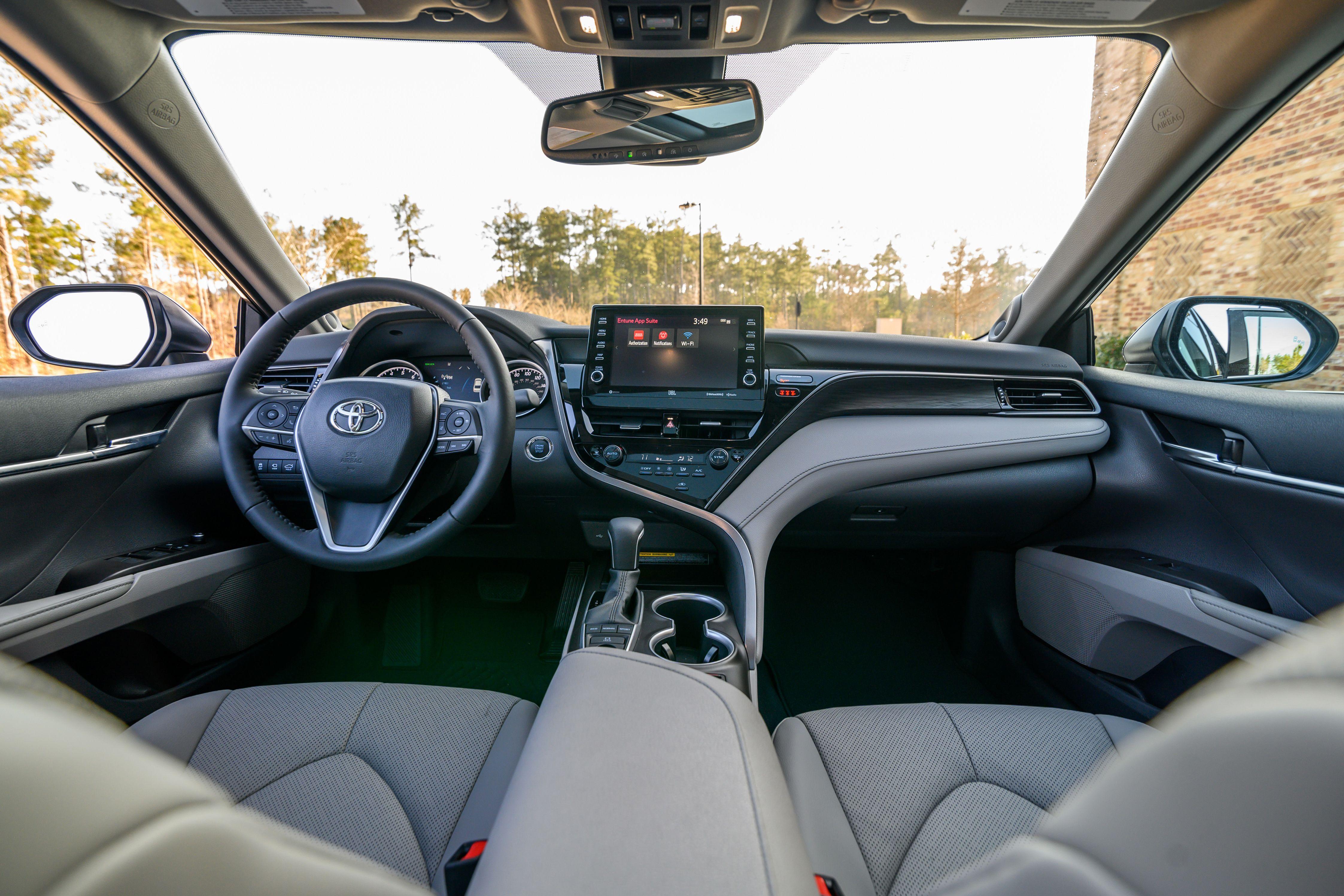 Toyota Camry AWD 2021 – vận hành linh hoạt với dẫn động 4 bánh Ảnh 8
