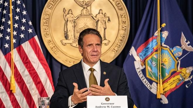 Công bố sai dữ liệu COVID-19, Thống đốc New York bị FBI điều tra Ảnh 1