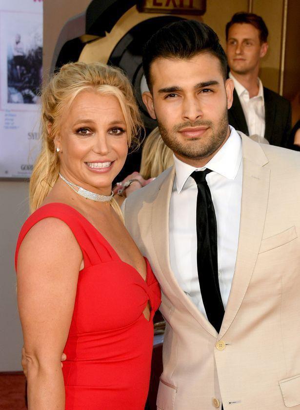 Britney Spears ủng hộ bạn trai đóng phim Ảnh 1