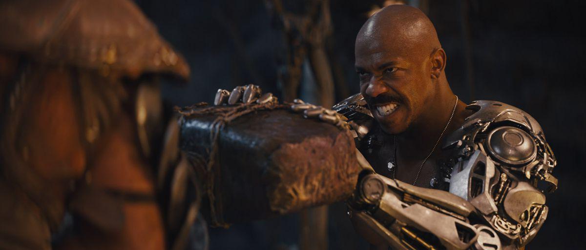 Mortal Kombat sửa lại bi kịch của nhân vật lần thứ 3 Ảnh 2