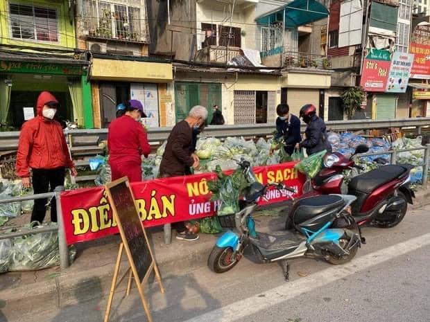 Người Hà Nội tích cực 'giải cứu' nông sản cho nông dân Hải Dương Ảnh 2