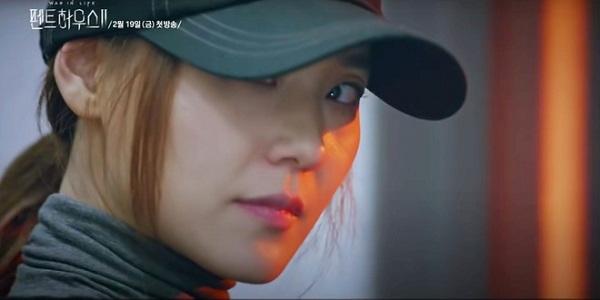 Penthouse 2 (Cuộc Chiến Thượng Lưu 2) tập 1: Vừa mở màn đã bắt ngay cảnh Cheon Seo Jin 'ngoại tình' với chồng cũ Ảnh 3