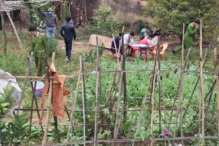 Bắc Giang: Một gia đình trồng gần 3.000 cây cần sa trong vườn Ảnh 2