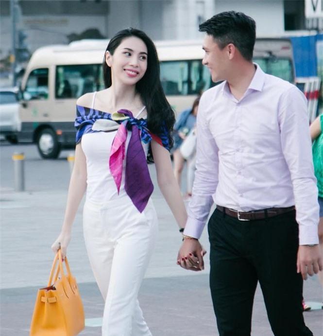 'Cặp đôi tuổi Sửu' Công Vinh – Thủy Tiên: Yêu đến cưới đáng ngưỡng mộ Ảnh 13