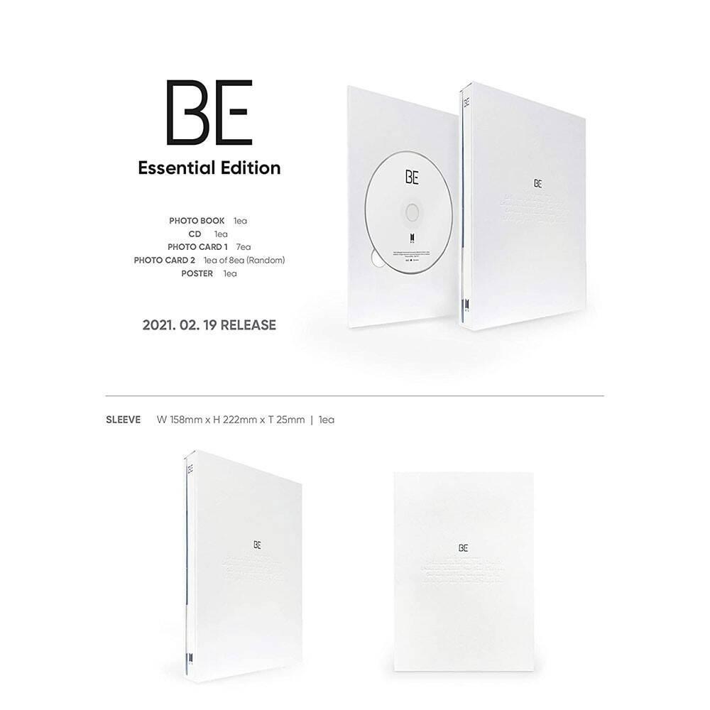 Vừa phát hành phiên bản mới của album 'BE', BTS liền rinh cú đúp thành tích tại Hàn lẫn Nhật Ảnh 2
