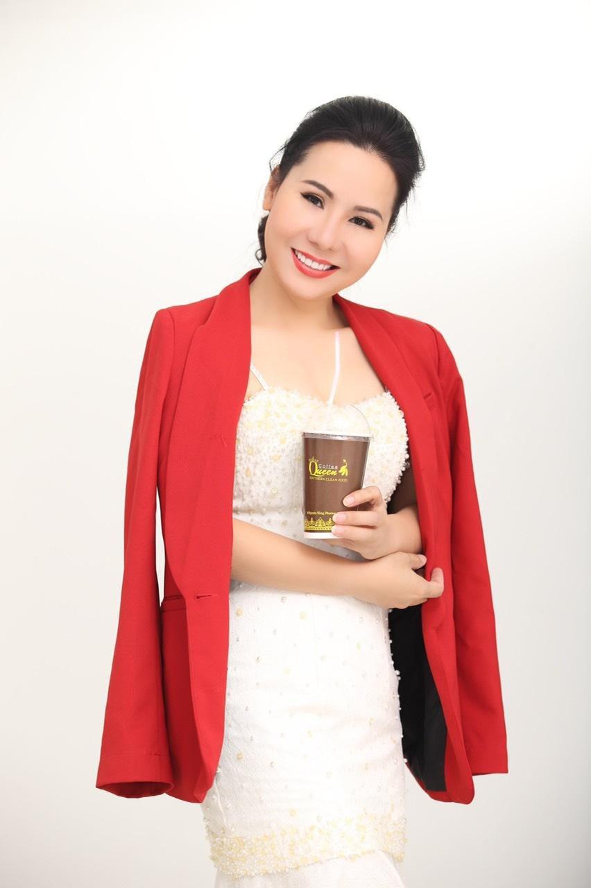 Nữ hoàng doanh nhân Ngô Thị Kim Chi: 'Nụ cười là khởi đầu tốt nhất' Ảnh 1