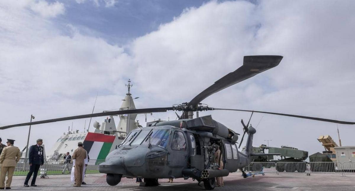 Hội nghị quốc phòng quốc tế tại UAE thu hút hơn 1.000 đại biểu quốc tế Ảnh 1